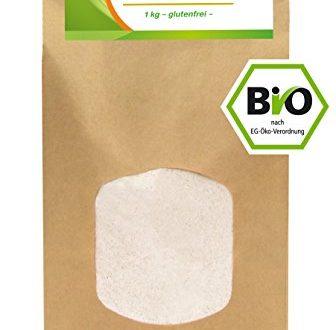 BIO Buchweizen Mehl - 1 kg, glutenfrei