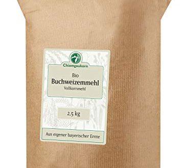 Chiemgaukorn Bio Buchweizen-Vollkornmehl 2,5 kg